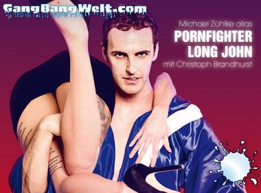 Er ist die größte Ficksau am Pornoset, Ponofighter Long John.